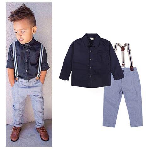 baby boy gentleman formal suits boys t shirt