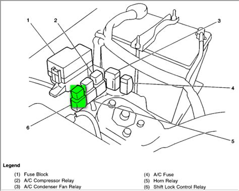 02 lancer oxygen sensor wiring diagram and fuse box
