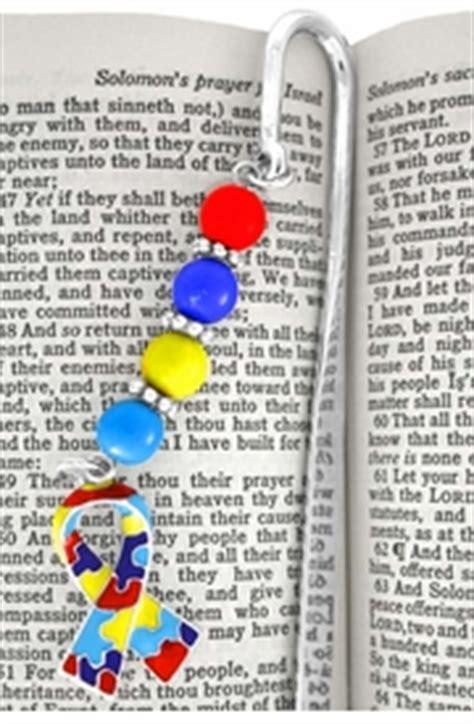 printable autism awareness bookmarks autism awareness bookmarks page