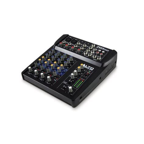 Mixer Alto Zmx 124 alto profesional audio alto profesional audio zephyr zmx