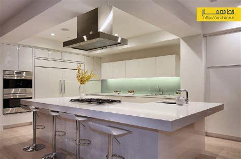 cool kitchen island 2018 30 نمونه دکوراسیون آشپزخانه جزیره ای مدرن