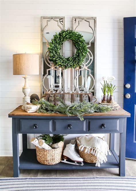 entryway table decorating ideas best 25 foyer decorating ideas on entryway