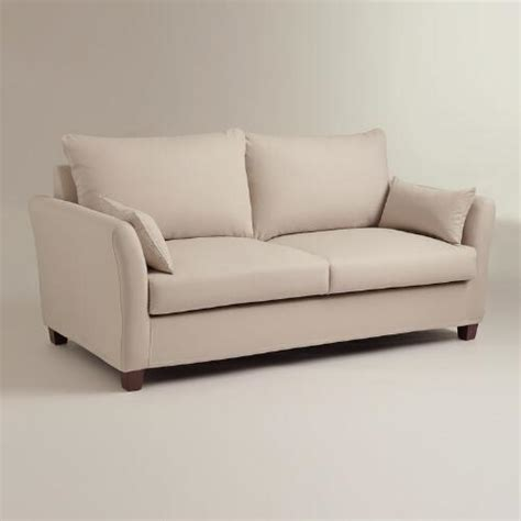 stone luxe sofa slipcover world market