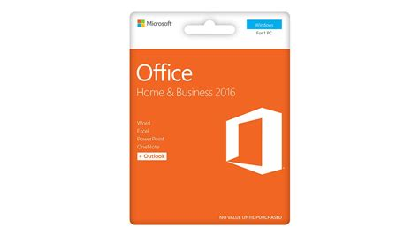 Microsoft Office Business microsoft office home and business 2016 harvey norman