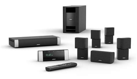 bose lifestyle  home theater system audioholics