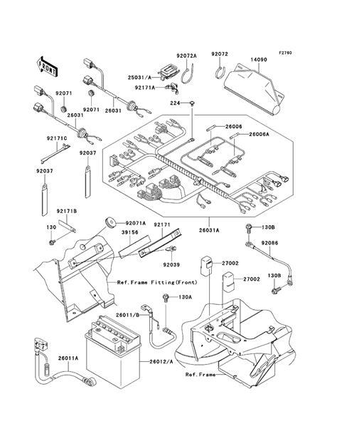 kawasaki mule 610 wiring diagram kawasaki mule 610 wiring schematic kawasaki get free