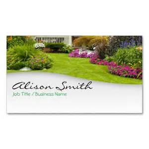 business cards landscaping 1000 images about landscaping business cards on