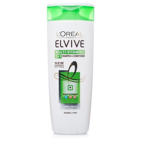Parisian 2in1 L Oreal Elvive 2 In 1 Shoo Conditioner Ebay