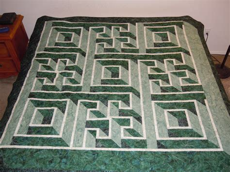 walking labyrinth quilt pattern afton s quilts new mexico state fair