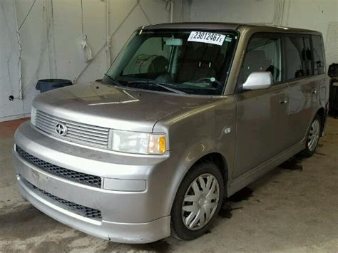 Toyota Scion Xb 2005 Auto Auction Ended On Vin Jtlkt334950207045 2005 Toyota