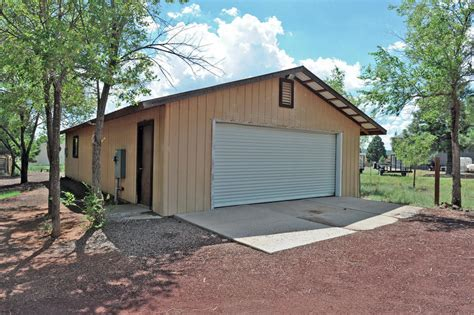 how to build a 2 car garage 2 5 acre treed flagstaff lot with a 2 car garage workshop