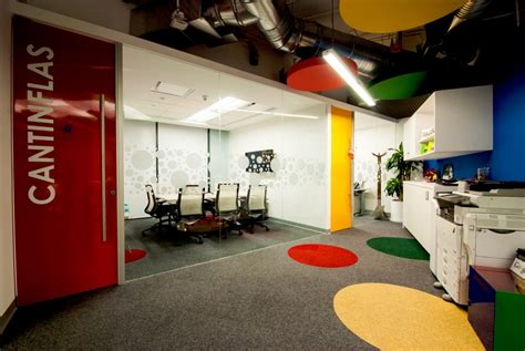 google office playroom google s new mexico city offices officelovin