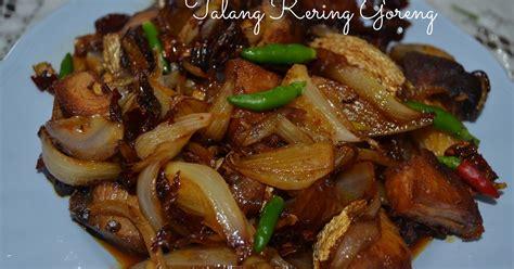 Minyak Goreng Bawang intai intai dapur fha talang kering goreng cili bawang