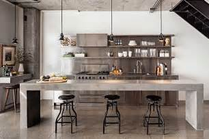 enviable kitchen design of a london chef my warehouse home