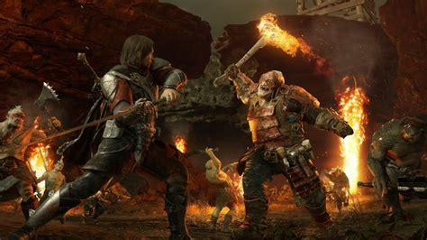 Dijamin Middle Earth Shadow Of War Ps4 middle earth shadow of war review ps4