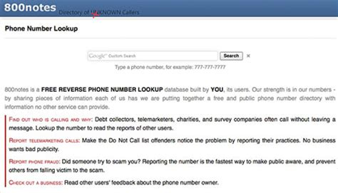 Phone Lookup Reviews 2014 5 Phone Directory Website Reviews Best Free