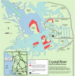 Map Of Crystal River Florida by Crystal River National Wildlife Refuge U S Fish And