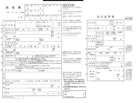 Japanese Birth Records Semi Sapporo Interpreters 187 Birth