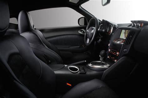Z Interior 012 Nissan Fairlady Z 370z Coupe Automotive