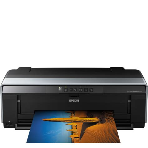 Epson Printer R2000 epson stylus photo r2000 a3 colour inkjet printer c11cb35301