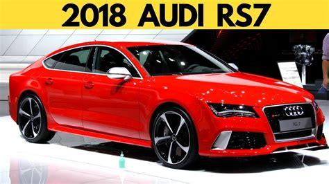 new audi rs7 2018 2018 audi rs7 review interior and exterior new audi rs7
