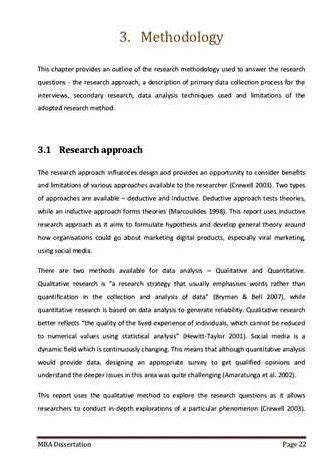 secondary research methodology dissertation writing a thesis methods section