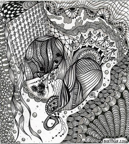 More Designer Muses by Boettner 2011 Oodles Of Doodles And More