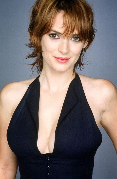 choppy hair for 29 year ild 29 best winona ryder images on pinterest