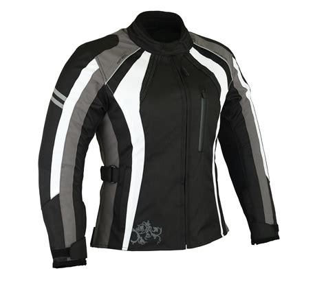 all black motorcycle jacket womens metro black white gray motorcycle jacket