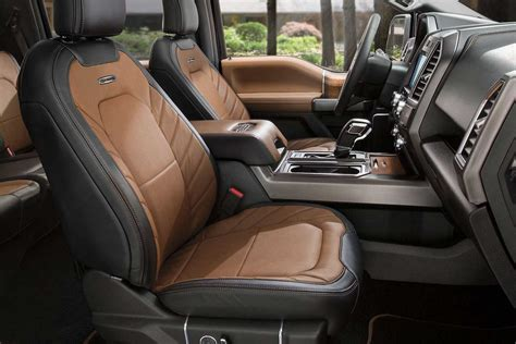 2018 ford f 150 limited interior image gallery 2017 f250 limited