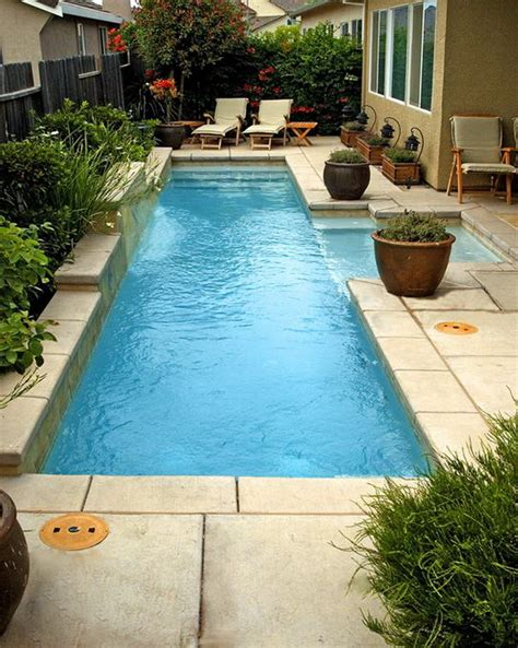 small yard pool luxurious residential pools to dream about by geremia