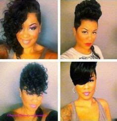 show mi styles of dior weave shaved mohawks for black women mohawk hairstyles for