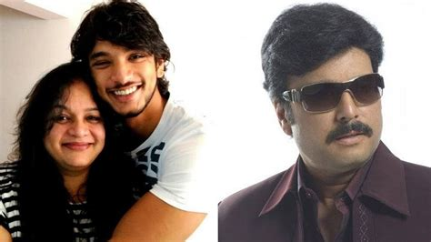 actor muthuraman height actor karthik muthuraman family photos actor karthik