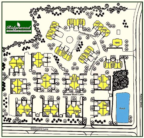apartment complex layout reersransomon apartment complex layout