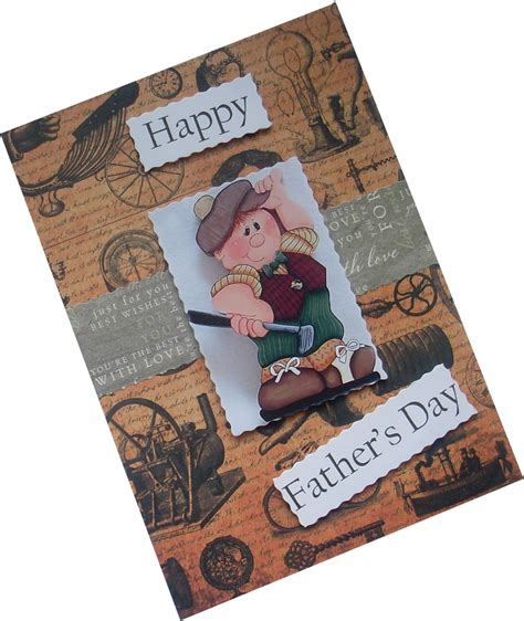 Handmade Fathers Day Cards - handmade s day card on luulla