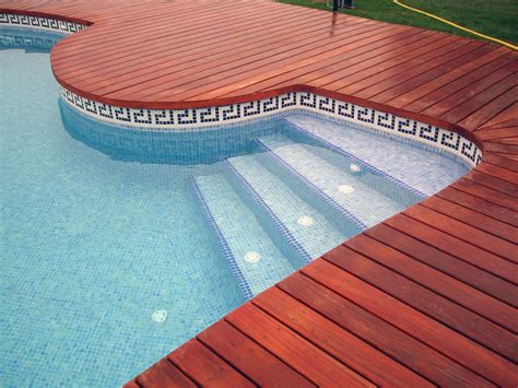 Tile For Swimming Pool Backyard Design Ideas Swimming Pool Tile Designs