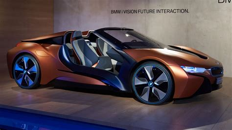 concept bmw i8 this bmw i8 concept previews the future of car electronics