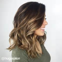 balayage highlights on brown hair 90 balayage hair color ideas with blonde brown and caramel highlights