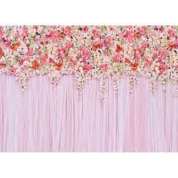 wedding vinyl backdrop thin vinyl cloth printed photography background flower wedding backdrops for photo studio 7x5ft