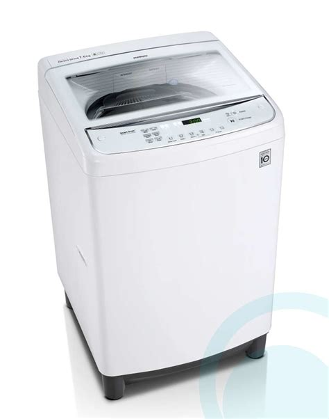 Dispenser Lg 7 5kg top load lg washing machine wtg7532w appliances