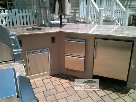 outdoor kitchen counter height 28 images custom outdoor kitchens 2013 lazy l kitchen with