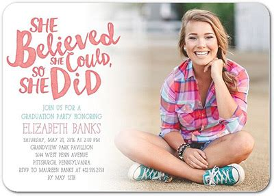 Wedding Date Announcement Quotes by Graduation Announcement Wording Ideas Tiny Prints