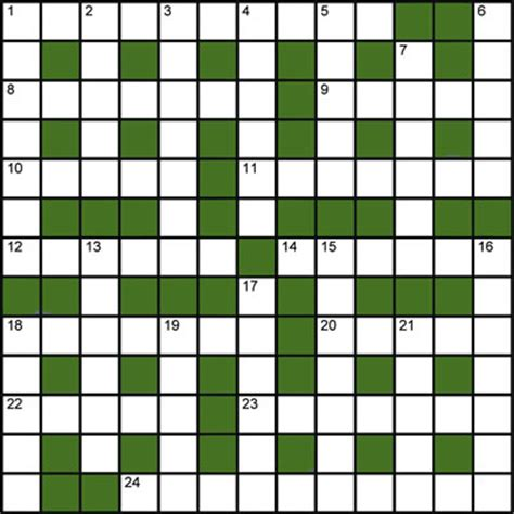 Ottoman Title Crossword September Crossword