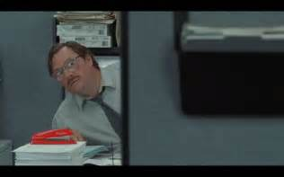 Office Space Milton Office Space Quotes Stapler Quotesgram