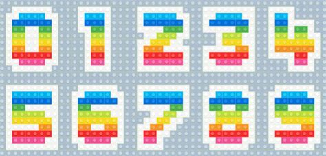 printable lego numbers 8 best images of lego number printables free lego duplo