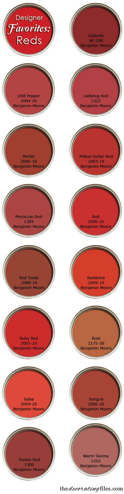 love this shade of red my favorite paint color is la red paint colors favorite picks from designers