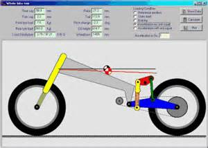 Suspension Design Software Tony Foale Designs Motorcycle Chassis And Frame Info