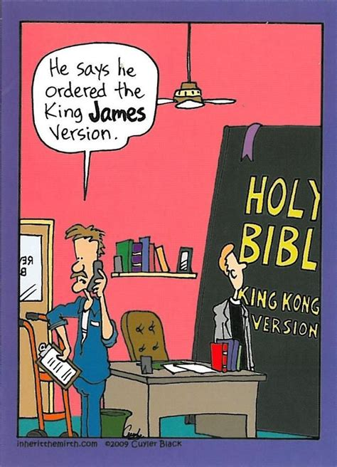 Humor For king version church humor humor