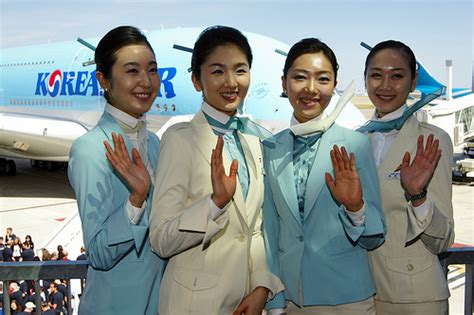 Korean Air Cabin Crew by Most Desired Position Perfection Koreabridge