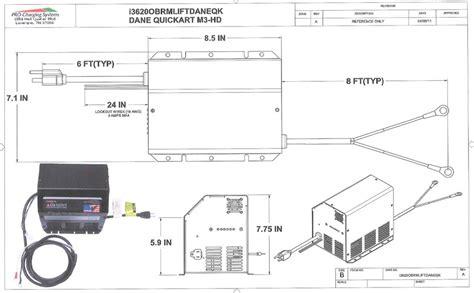 golf cart charger 36 volt wiring diagram 24h schemes